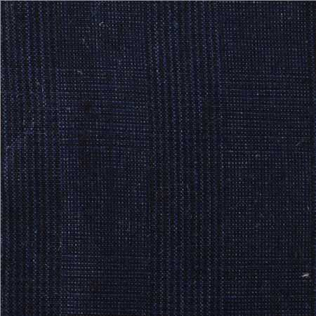 Navy Blue Linen  - Click to view a larger image