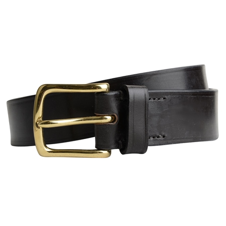 Broadway Luxury Dark Brown Belt  - Click to view a larger image