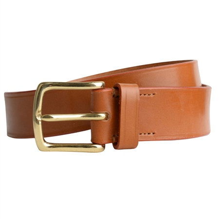 Broadway Luxury Light Brown Belt  - Click to view a larger image