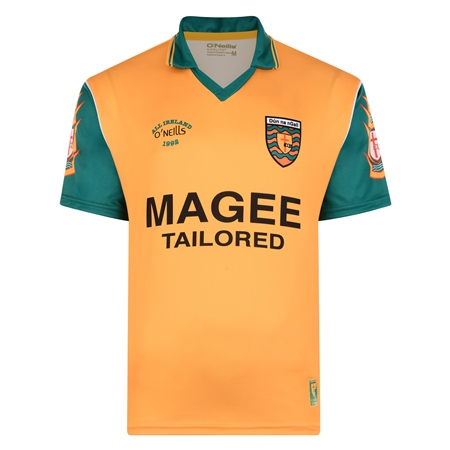 Limited Edition Donegal 1992 Jubilee Jerseys  - Click to view a larger image