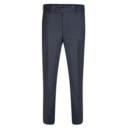 Blue Mix & Match 3 Piece Classic Fit Trouser  - Click to view a larger image