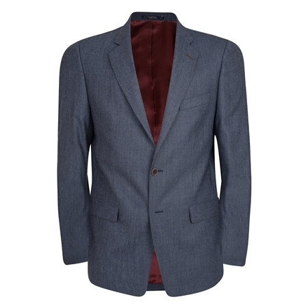Blue Mix & Match 3-Piece Classic Fit Suit Jacket  - Click to view a larger image