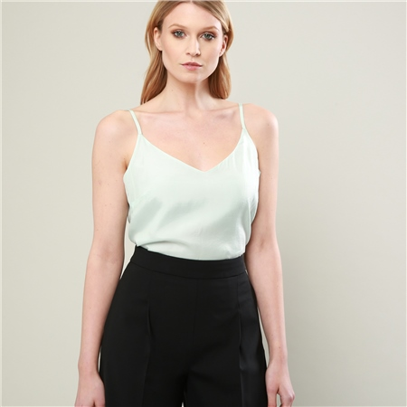 Mint Alana Camisole   - Click to view a larger image