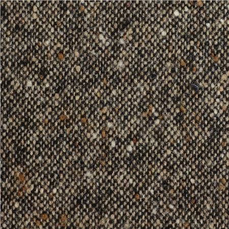Black Oat Brown Salt Pepper Donegal Tweed Seasonal