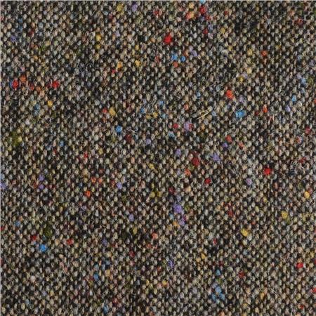 Oat Brown Salt Pepper Flecked Donegal Tweed Seasonal