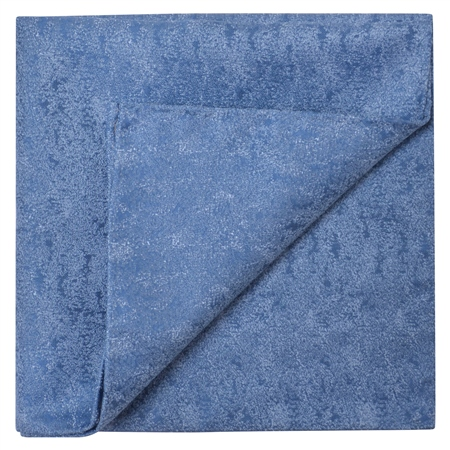 Blue Pocket Square  - Click to view a larger image