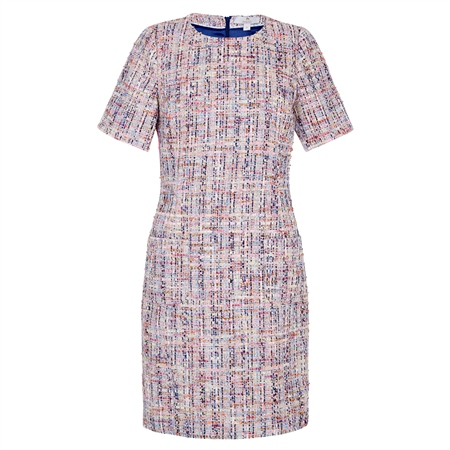 Multicoloured Dani Dress  - Click to view a larger image