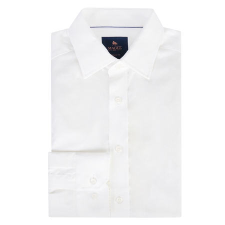 Ivory Doonan Classic Fit Formal Shirt  - Click to view a larger image