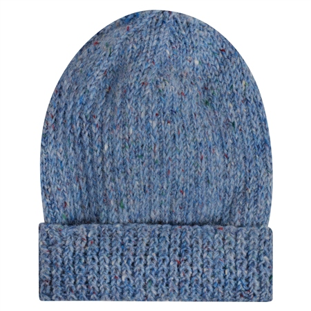 Blue Handknits Walkers hat  - Click to view a larger image