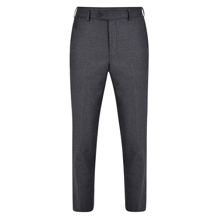 Grey Flannel Classic Fit Trousers  - Click to view a larger image