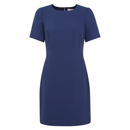 Blue Mya Dress  - Click to view a larger image