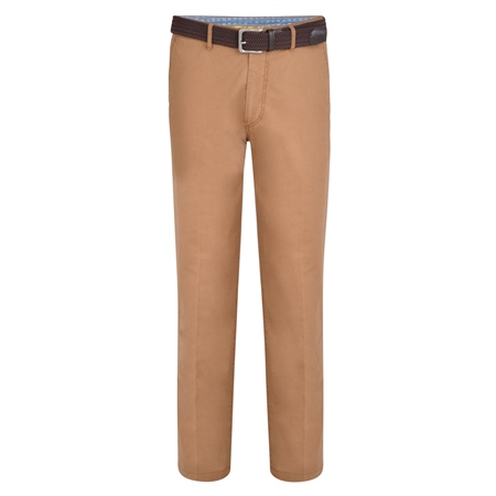Sandy Dungloe Washed Classic Fit Trouser  - Click to view a larger image