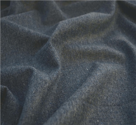 Glen - Light Grey & Blue Donegal Tweed   - Click to view a larger image