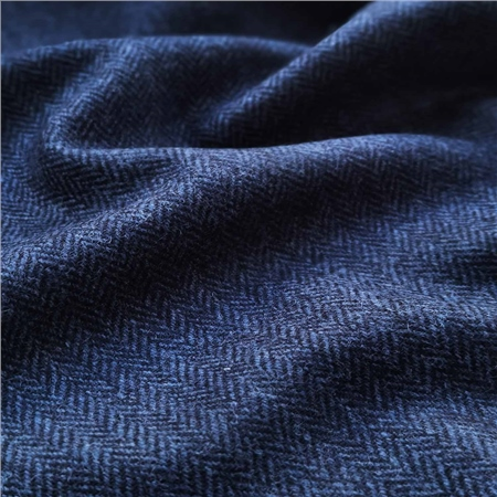 Rockall - Navy Herringbone  - Click to view a larger image