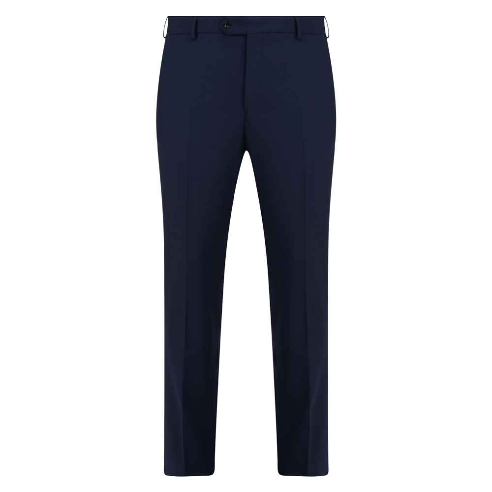 Magee 1866 Navy Mix & Match 3-Piece Tailored Fit Suit Trouser