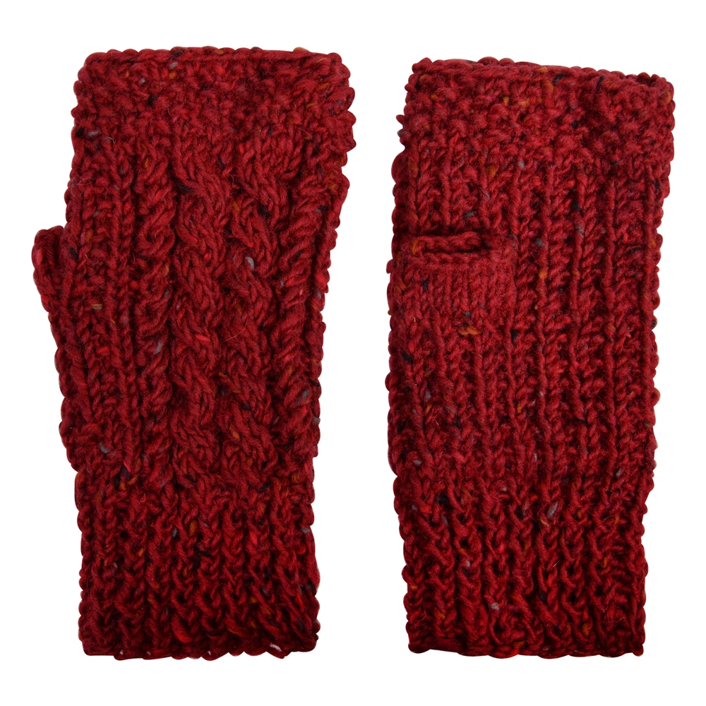 Red Handknits Warmer 1