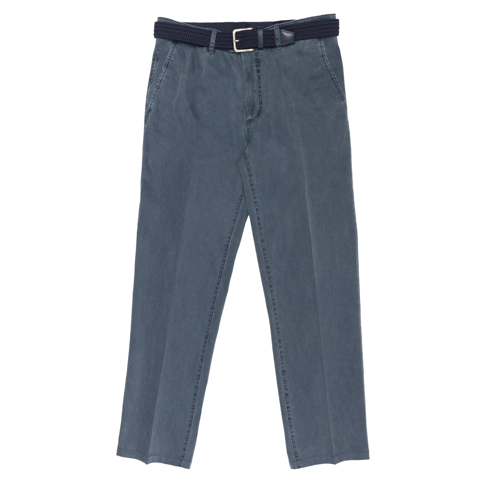 Dungloe Trousers in Blue 1