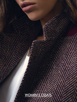 Women's AW19 Coats