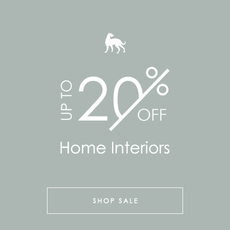 Home Interiors 20% OFF