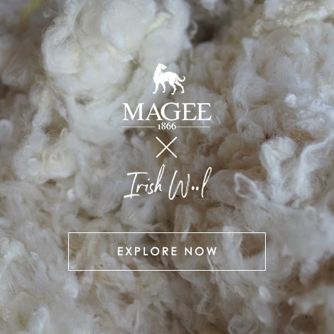 Magee 1866 X Irish Wool