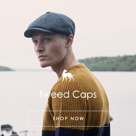 Magee 1866 Tweed Caps