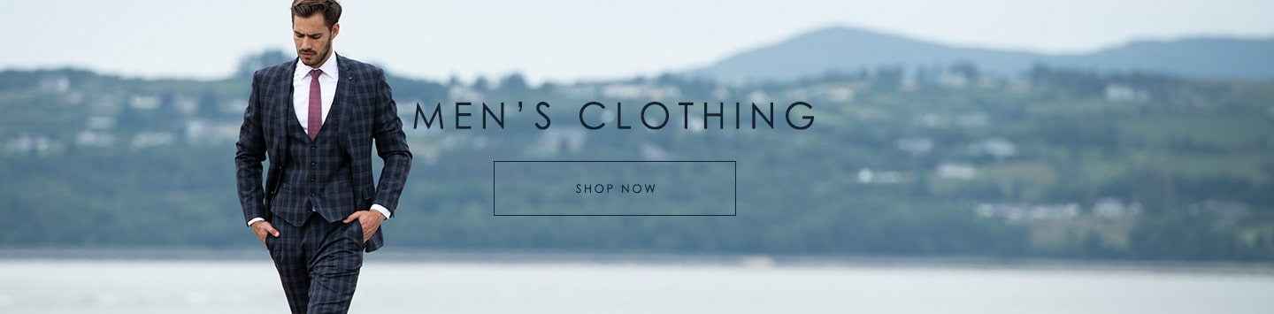 Men's Size Guide - Shop the Collection